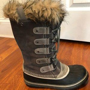 Sorel Faux Fur Tall Boots